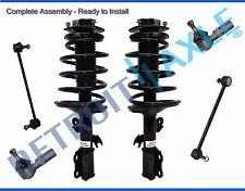 1998-2003 Toyota Sienna 7 Passenger Quick Front Strut Set Tie Rod Sway Bar Kit