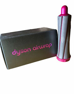 "1- Genuine Dyson Airwrap 1.2""- Iron/Fuschia Barrel (Right)"