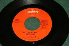Blue Ash - Anytime At All - Mercury 73455 - Youngstown, Ohio power pop - Listen