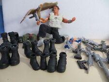 Mattel Man Action Figures