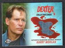 DEXTER SEASON 1 & 2 Breygent COSTUME CARD (THICK VARIANT) #DC13 HARRY MORGAN