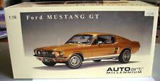 AUTOART - AUTO ART - 1967 FORD MUSTANG GT - RARE