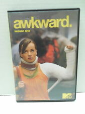 Awkward Season One DVDs High Cshool Teens MTV Teenage Sex Comedy Drama