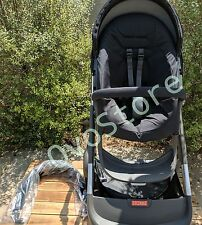 Stokke trailz classic pure black stroller