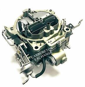 1970 Cadillac Remanufactured Rochester 4 Barrel Quadrajet Carburetor 4MV