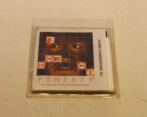 Pensate by PenguinSoftware for Atari 400/800 and Commodore 64 - NEW