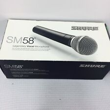 Shure SM58-LC Dynamic Wired XLR Professional Legendary Vocal Microphone
