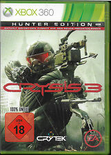 Crysis 3 -- Hunter Edition (Microsoft Xbox 360, 2013, DVD-Box)