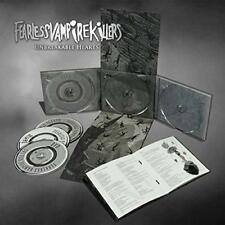 Fearless Vampire Killers - Unbreakable Hearts (NEW 2CD+DVD)