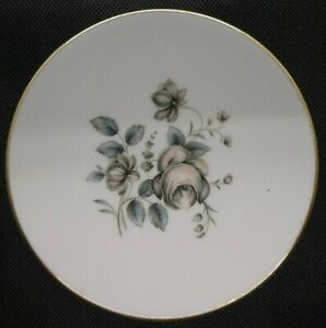 Vintage Royal Doulton Butter/Trinket Dish in Rose Elegans pattern