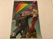 """THE WALKING DEAD Comic #168 """"The Road's End"""" Cover B Image Comics - 2017!"""