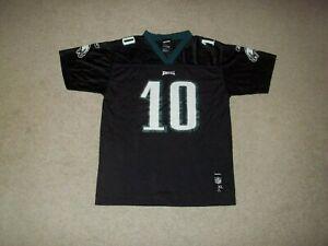 Reebok DeSean Jackson Philadelphia Eagles Black #10 Youth XL 18-20 Team Jersey