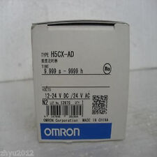 Omron Timer H5CX-AD 12-24VDC NEW IN BOX ok