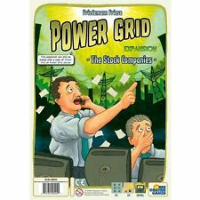 Power Grid - The Stock Companies (New)