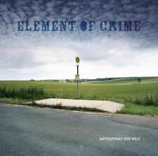 Mittelpunkt Der Welt von Element of Crime (2005)