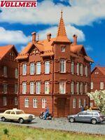 Vollmer N 47636 Eisenbahner Wohnhaus, Eckhaus - NEU + OVP #