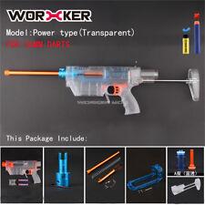Worker MOD Prophecy-R Model Power Type DIY for Nerf Retaliator Transparent