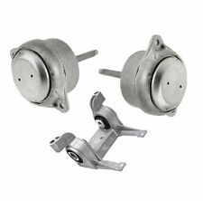 For Porsche 997 Tiptronic Engine+A/T Mounts 3 pcs Transmission Motor Support