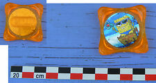 Jeton plastique Bob l'Eponge Borax, orange