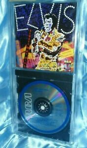 ELVIS ALWAYS ON MY MIND Remix -Cd- Mega Rare Longbox CD August- 1985' SEALED !