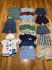 18 Months Baby Boy Spring Summer Clothes Lot