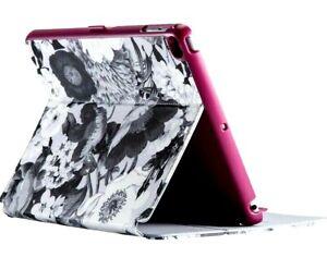 iPad Pro 9.7 Case - Speck Sleek Stylish Folio with Adjustable Stand Gray/Purple