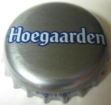 HOEGAARDEN Wheat Beer CROWN, Bottle Cap, Brouwerij van Hoegaarden, BELGIUM