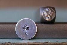 SUPPLY GUY 6mm Lotus Flower Metal Punch Design Stamp SGCH-82