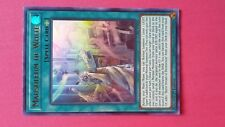 Mausoleum of White Field Spell Card 1st edition Holo Holographic Yugioh English