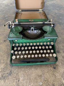 folk art enamel on wood pop art Royal Typewriter #1 outsider art ...