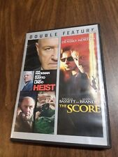 Heist and The Score Double Feature