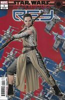 Star Wars Comic 1 Age Of Resistance Rey Cover B Variant Mike McKone 2019 Marvel