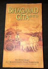 Bhagavad-Gita As It Is by A. C. Bhaktivedanta Prabhupada (1990, PB) *BRAND NEW*