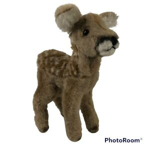 """Mary Meyer Small Standing Deer Fawn Plush 10"""""""