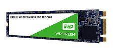 WD Green SSD 240 GB, interne M.2 2280 Festplatte