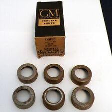 d] NOS 1955-79 Corvette 55-79 Chevy Valve Stem Oil Shields (6-Box) GM 3836755