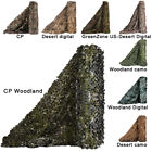 Camo Netting Blinds Great for Sunshade Camping Shooting Hunting Party Decoration