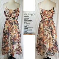 Anthropologie Maeve Mackenzie Floral Dress , 4, NWOT