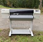 """hp Hewlett Packard DesignJet 2000CP 36"""" Plotter"""