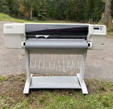 Hp Hewlett Packard Designjet 2000cp 36 Plotter