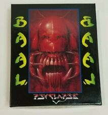 Atari Baal 1040 St Vintage Computer Video Game Disks Box Manual Pysclapse