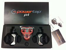 PowerTap P1 Power Meter Powermeter Road Bike Bicycle Pedals by Saris NEW IN BOX
