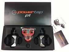 PowerTap P1 Power Meter Powermeter Road Bike Bicycle Pedals by Saris NEW IN BOX