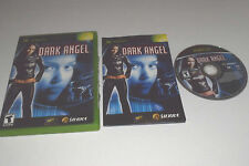 Dark Angel James Cameron's Microsoft Xbox Video Game Complete