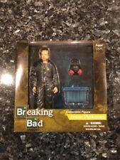 MEZCO DIRECT EXCLUSIVE BREAKING BAD JESSE PINKMAN VAMONOS PEST GREY JUMPSUIT NEW