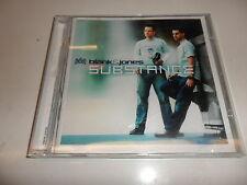 CD Blank & Jones-substance