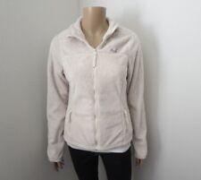 Hollister Womens Sherpa Liner Jacket Size Small Light Gray