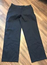 Izod Approved Schoolwear Navy Uniform Pants Plus Size 20 1/2 Nwt