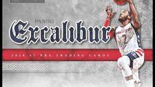 2016-2017 Panini Excalibur Basketball - CRUSADE - Inserts/Parallels