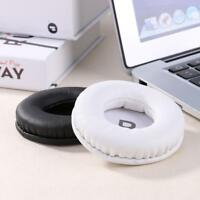80mm Replacement Earpads Cushion For ATH-WS99 ATH-WS70 Sony MDR-V55 Headphone